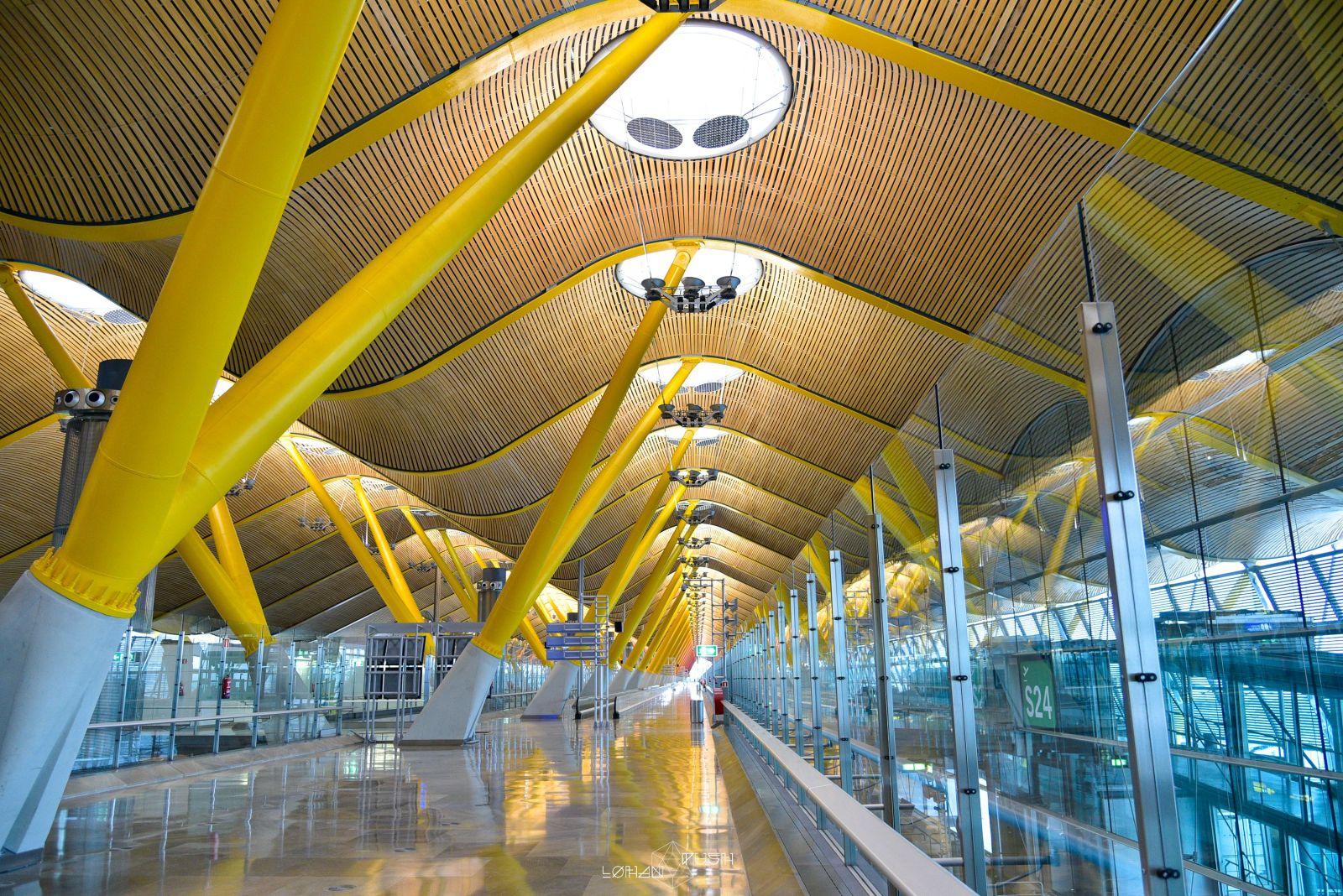 2018馬德里機場交通
